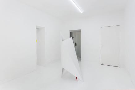 Wang Zhiyi 王智一, Stereoscopic # A 立体 A , 2018