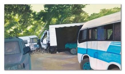 Gao Yuan 高源, The Long Goodbye 漫长的告别, 2012