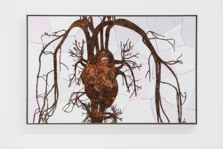 Maya Kramer, Corroded Flows II 锈色的流动 II, 2018