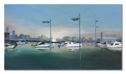 Gao Yuan 高源, Artificial Beach 人造沙滩, 2011