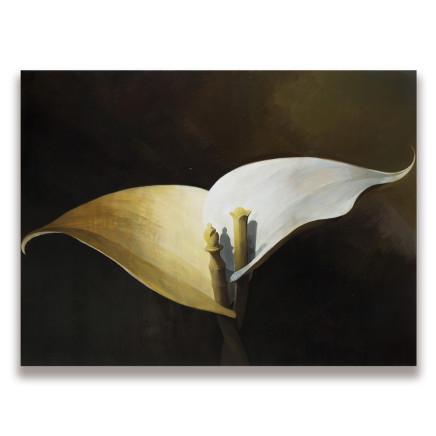 Cai Zebin 蔡泽滨, Nameless Flowers 无名花卉, 2017