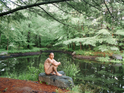 Pixy Liao 廖逸君, Moro by the pond, 2010