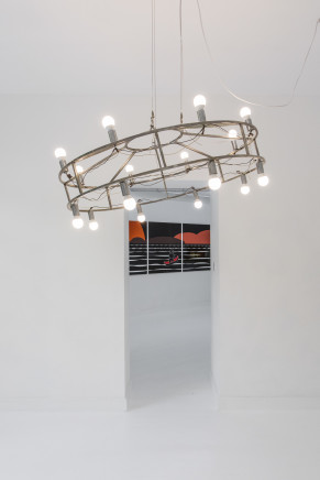 Jiang Li 蒋立, Lamp In My Room 我房间的灯, 2013
