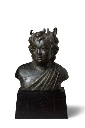 Roman balsamarium, c.2nd century AD
