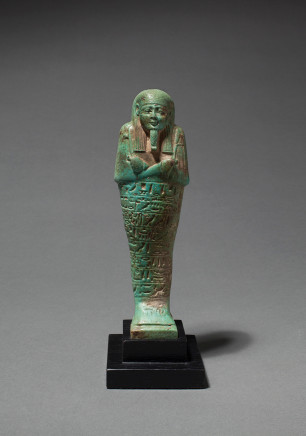 Egyptian shabti for Pa-di-neith, Late Dynastic Period, Late 26th Dynasty, c.570-525 BC