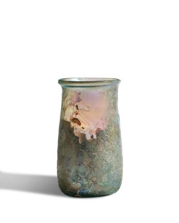 Roman beaker, 3rd century AD