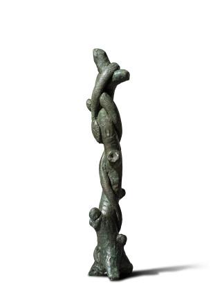 Roman Chthonic sculpture, 1st century BC-2nd century AD