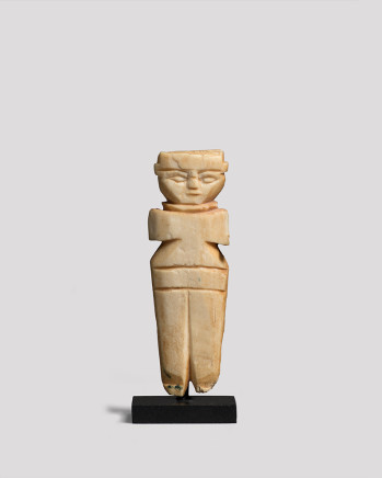 Egyptian doll, Coptic Period, 3rd-5th century AD