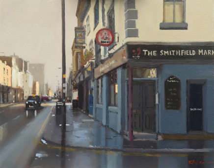 Michael Ashcroft MAFA, The Smithfield Tavern, 2018