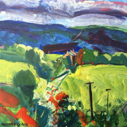 Richard Clare, West Pennine Landscape No.2