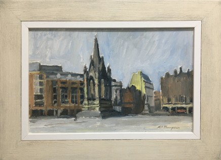 Alan James Thompson, Albert Square, Manchester II