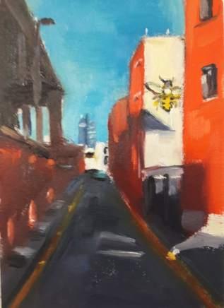 Liam Spencer, Back Street Bee, 2018