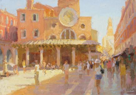 Norman Long MAFA, San Giacomo Di Rialto