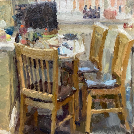 Adam Ralston MAFA, Kitchen Table