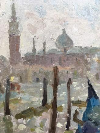 Adam Ralston MAFA, San Giorgio Maggiore, 2018