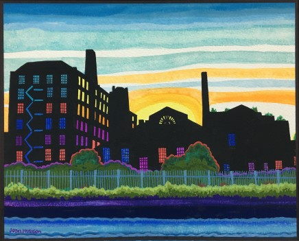 Jean Hobson, Ancoats Works