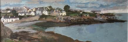 Anne Aspinall MAFA, Moelfre, Incoming Storm