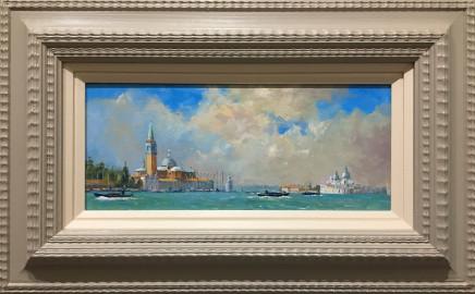 Ian Layton, Towards St. Georgio, Venice