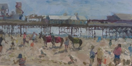Adam Ralston MAFA, Playtime at the Beach