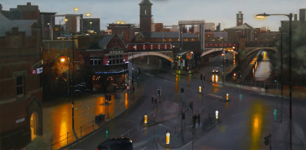 Michael Ashcroft MAFA, Castlefield Viaducts, 2018