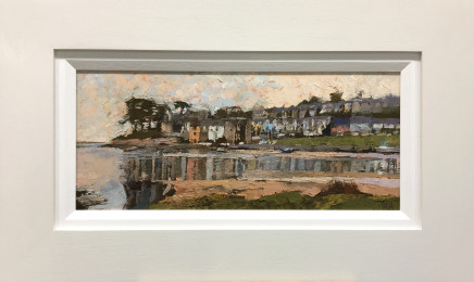 Anne Aspinall MAFA, Borth Y Gest Reflected