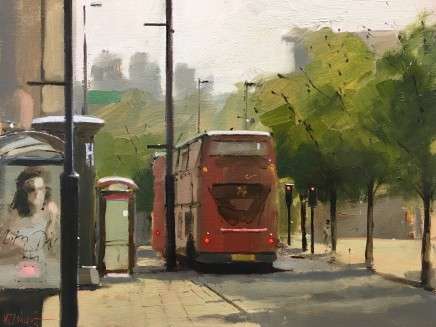 Michael Ashcroft MAFA, Piccadilly Stop