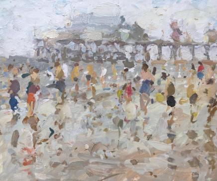 Adam Ralston MAFA, Milky Beach