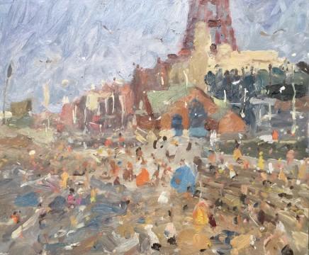 Adam Ralston MAFA, Blackpool