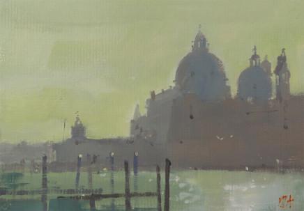 Michael Ashcroft MAFA, Monets View 3