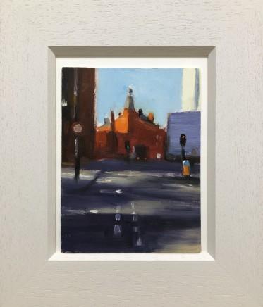 Liam Spencer, Minshull Street, Manchester