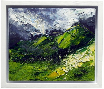 Matthew Bourne, Into the Peaks, Patchy Woodland