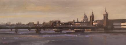 Michael Ashcroft MAFA, Cannon Street, London, 2019