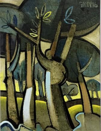 Geoffrey Key, Evening Grove