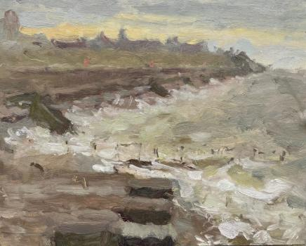 Adam Ralston MAFA, Lower Prom, Little Bispham