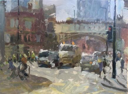 Adam Ralston MAFA, Deansgate Crossing