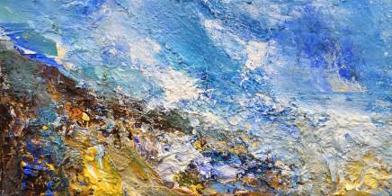 Matthew Bourne, Sand Dunes, Wild Flowers, Light On Water , 2019