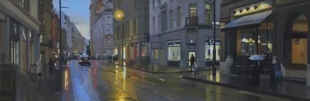 Michael Ashcroft AROI MAFA, Cross Street, Manchester
