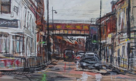 Matthew Thompson, Towards Levenshulme Station