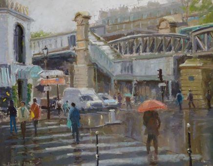 David Allen, Barbs, Montmartre