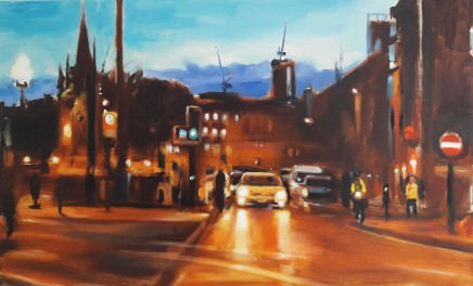 Liam Spencer, Albert Square, Twilight , 2019