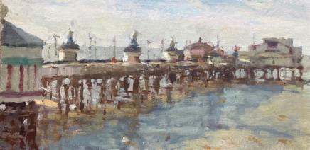 Adam Ralston MAFA, North Pier