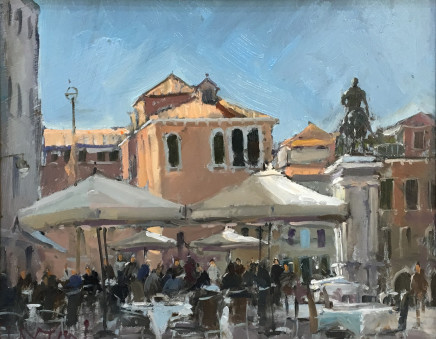 Ian Layton, Giovani Venice
