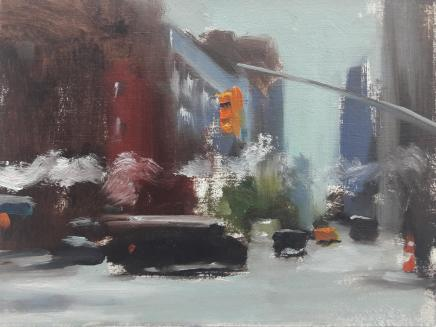 Liam Spencer, New York Street
