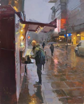 Rob Pointon ROI, Potato Stand Market Street, 2021