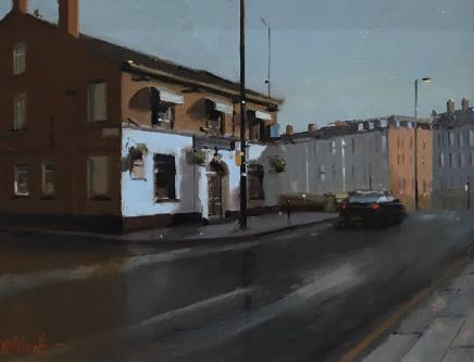Michael Ashcroft ROI MAFA, New Union Hotel, Canal Street, Manchester