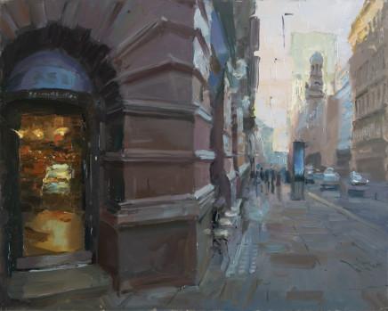 Rob Pointon ROI, Peter Street, Manchester