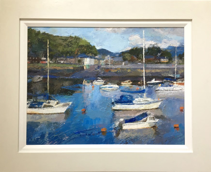 Anne Aspinall MAFA, Porthmadog, Blue Mountains