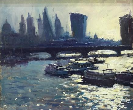 Ian Layton, London 5.30a.m.
