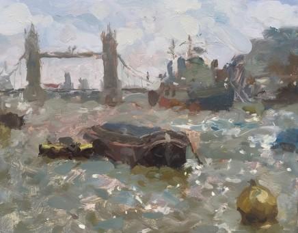 Adam Ralston MAFA, H.M.S Belfast