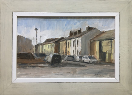 Alan James Thompson, Haughton St., Hyde, 2018